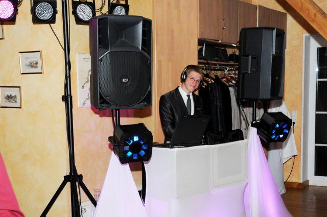 Die perfekte Soundanlage für Ihre Hochzeit