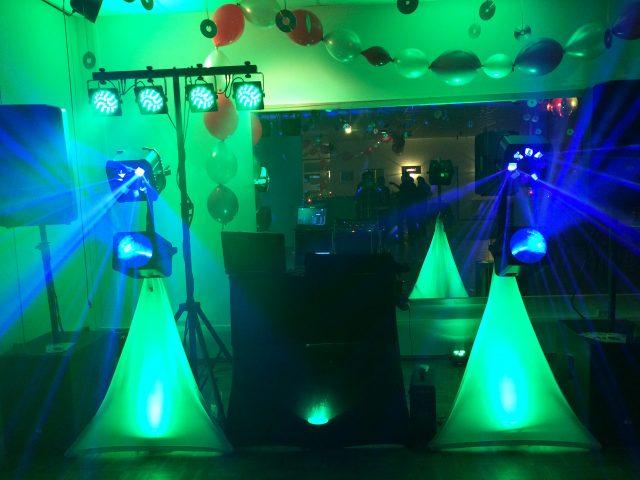 Die perfekte Ambiente-Beleuchtung für Ihre Party